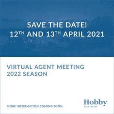 Hobby Virtual Agent Meeting –  Season 2022